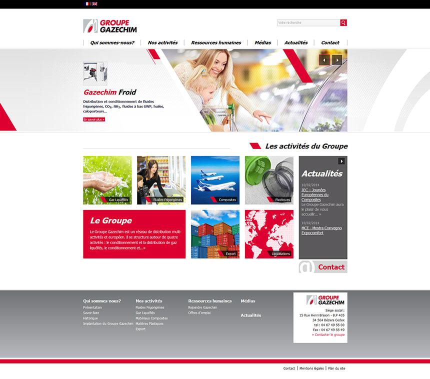 Design Site Web Corporate
