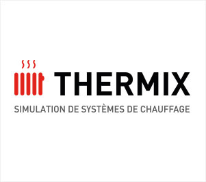 Thermix - Design application.