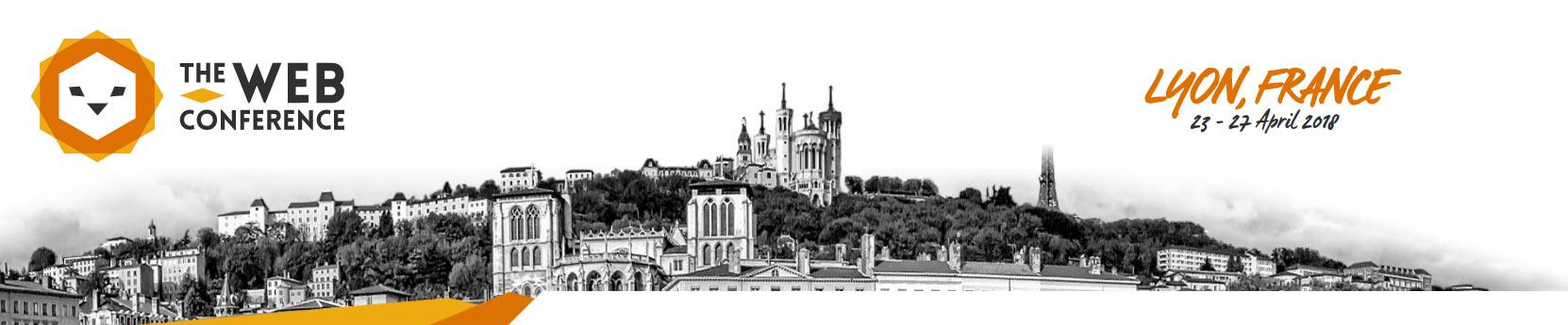 www-TheWebConference-Lyon-2018