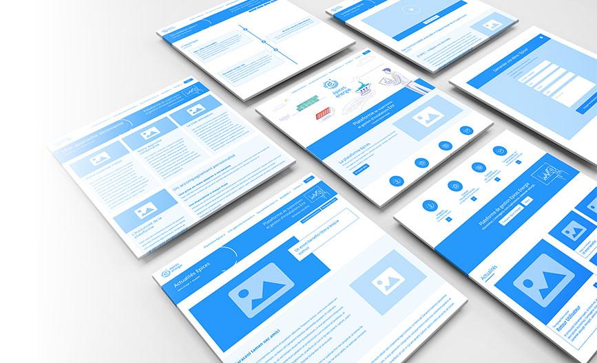 Prototypage des interfaces - Design Ux