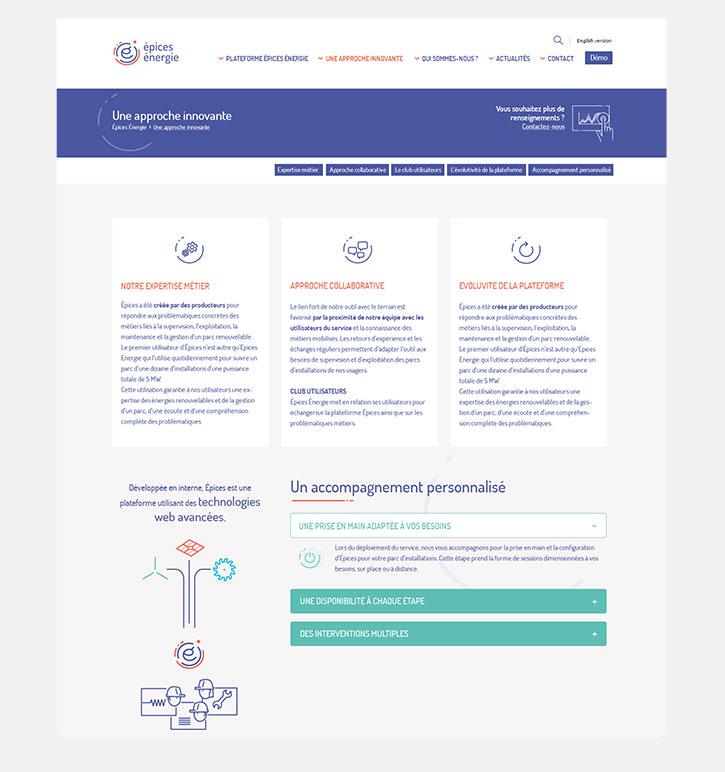 Ui design - Web design des interfaces