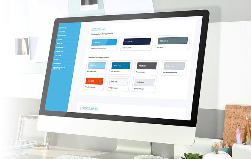 Guide de styles | Design d'interface