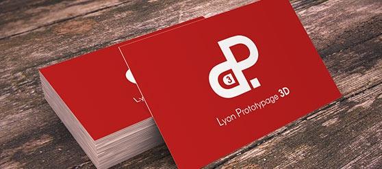 LP3D - Logotype